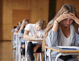 Kunnskapsministeren lover avgangselever eksamenssvar i neste uke