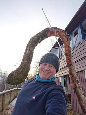 Henning Madsen, kreativ miljøarbeider.