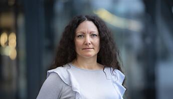Nelli Kongshaug er leder for Kors på halsen i Røde Kors. Foto: Røde Kors