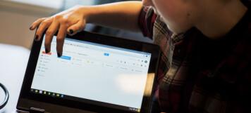 Lærerstudenter i praksis forbereder og gjennomfører digital undervisning
