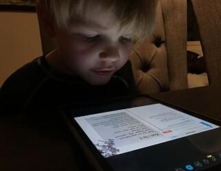 FJERNUNDERVISNING: 4 av 10 foreldre oppgir ingen kontakt med skolen på tre uker
