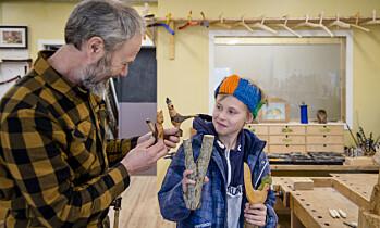 Lærerne sørger for de estetiske fagene selv når de driver fjernundervisning