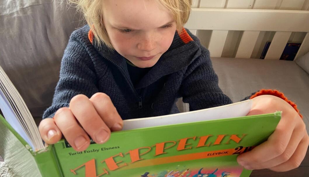 2 av 3 foreldre synes hjemmeundervisningen foregår på en akseptabel måte.