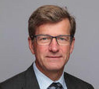 Rektor Geir Lindblad.