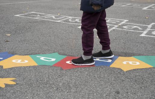 Stadig flere barn møter opp på landets skoler og barnehager