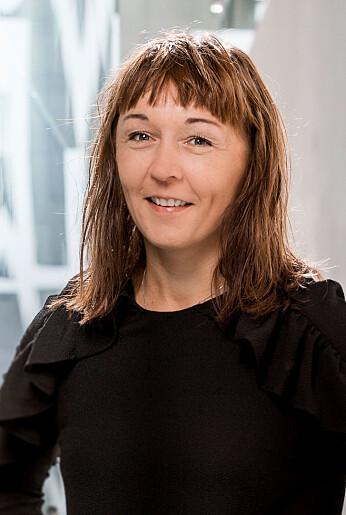 Leder av Utdanningsforbundet i Rogaland, Gunn Reidun Tednes-Aaserød.