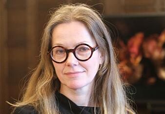 Anja Johansen (V), statssekretær i Kunnskapsdepartementet.