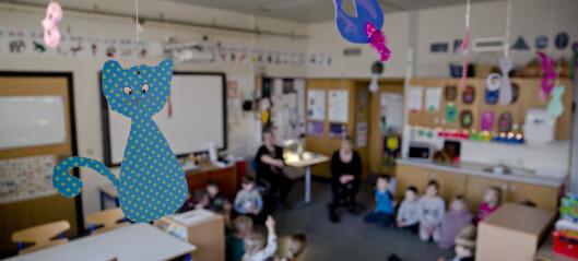 – Elever som har slitt med skolevegring, føler seg nå mer inkludert i og med at alle er hjemme