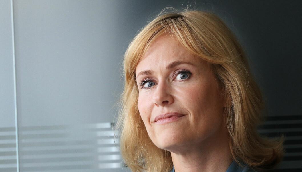 Anne Lindboe, direktør i Private Barnehagers Landsforbund.