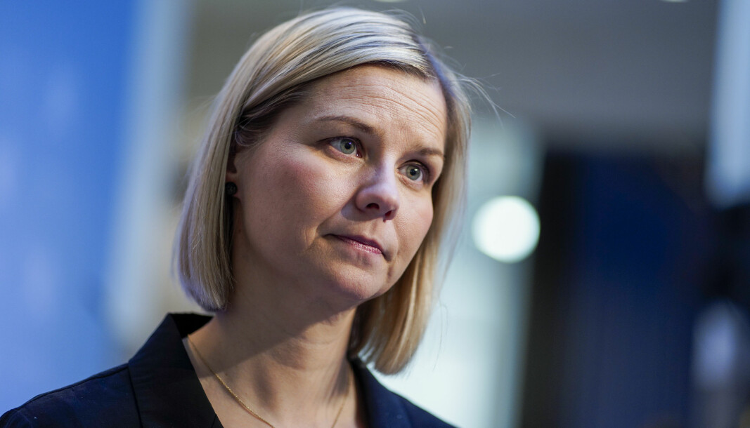 Kunnskapsminister Guri Melby (V). Foto: Håkon Mosvold Larsen / NTB scanpix
