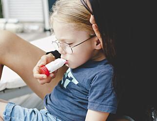 Astmaforbund mener for mange barn fortsatt kan få hjemmeskole