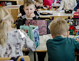 Lærere i barnehage og skole regnes nå som samfunnsviktig personell