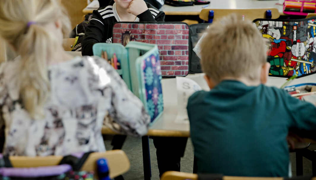 Nå regnes også lærere som samfunnskritisk personell.