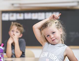 Barna lurer på om det er trygt å begynne på skolen igjen