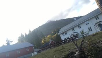 Astaddalen museums- og friluftsbarnehage.