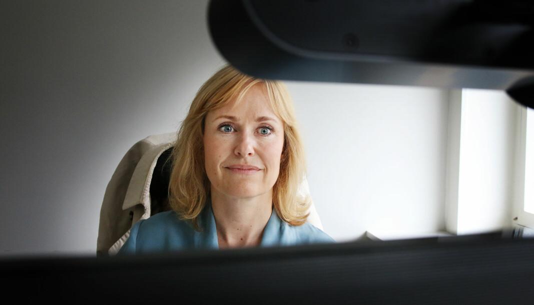 Anne Lindboe i Private Barnehagers Landsforbund