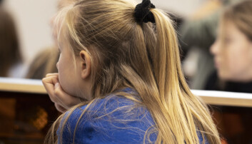 Anbefaler 15 elever per lærer i småskolen