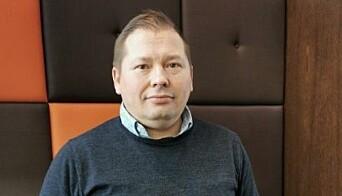 UDF-leder i Tromsø, Rune Bakkejord.