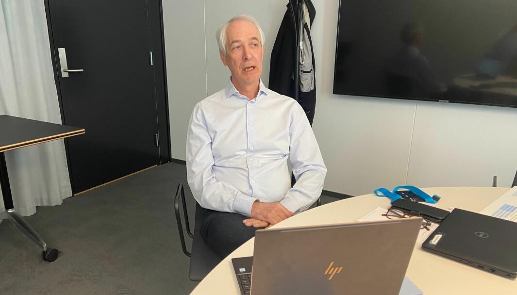 Svein Høegh Henrichsen Smittevernekspert i Helsedirektoratet  Nettmte med utdanningsnytt 23.4.2020