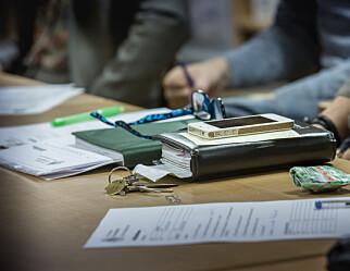 Stortinget sa nei til å la fylkene selv bestemme inntaksmodell i videregående
