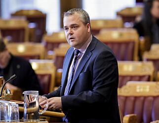 Stortinget ber regjeringen om ny vurdering av opptakskrav