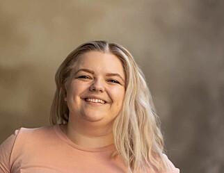 Elise (26) blir ny leder av Pedagogstudentene