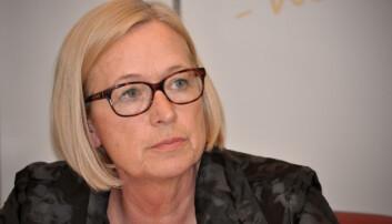 Senterpartiets Marit Arnstad.