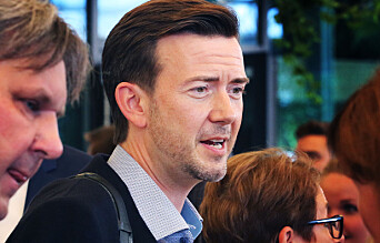 Høyres Kent Gudmundsen.