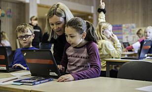Utvikler matteprøve som tilpasser seg elevenes nivå