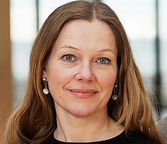 Anja Johansen, statssekretær i Kunnskapsdepartementet.