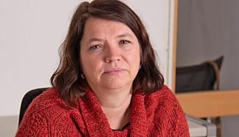 Elin Langdahl, leder i HBF.