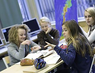 10. klassingene først tilbake til skolen i Oslo og Stavanger