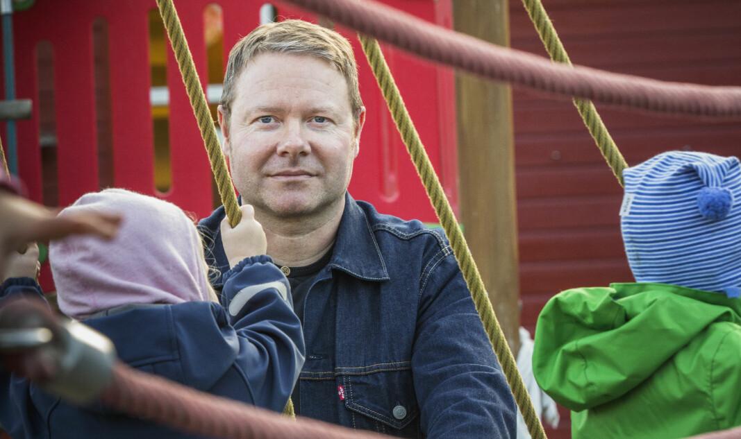 Royne Berget, barnehagestyrer og medlem av Utdanningsforbundets sentralstyre.