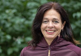 Gunhild Bondevik Størseth, prosjektleder friluftsliv i skolen, hos Norsk Friluftsliv.
