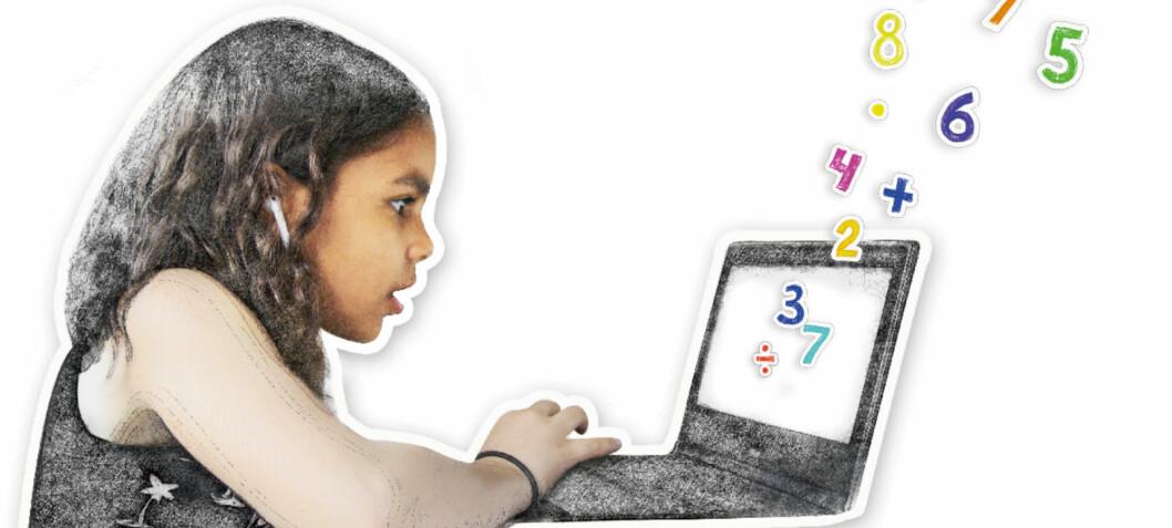 – Mange lærere har nok brukt teknologien primært som en skrivemaskin