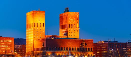 Oslo, en traumeinformert by