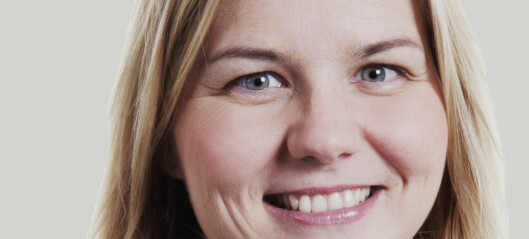 Kunnskapsminister Guri Melby opplevde å bli diskriminert som barn