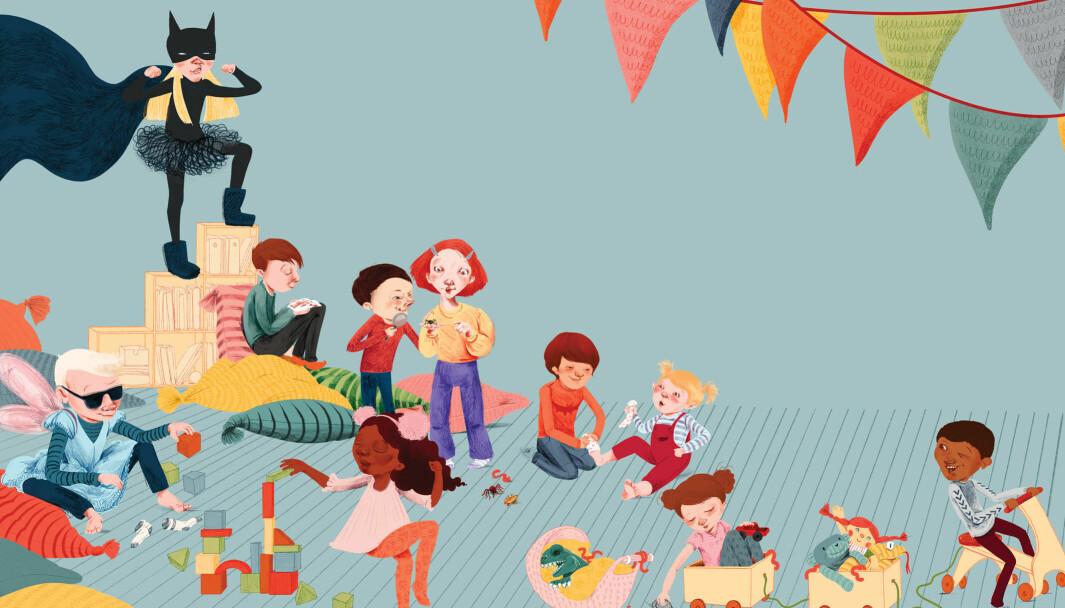 Jentene må kjempe for å bli sett i barnehagen, mens guttene blir bekreftet og anerkjent, viser forskning.