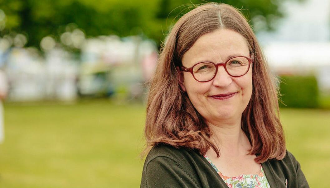 Sveriges utdanningsminister Anna Ekström.