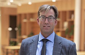 Rune Aale-Hansen, administrerende direktør i Norsk Kommunalteknisk Forening (NKF)