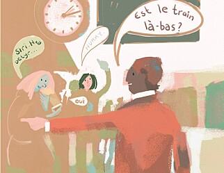 Hva er egentlig nytt i fremmedspråkene?