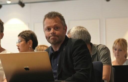 Steinar Strømsli skal lede nye UDF Vestland