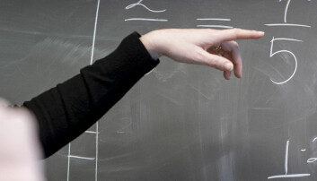 Flere gjennomfører etter at firerkravet i matte ble innført på lærerutdanningen