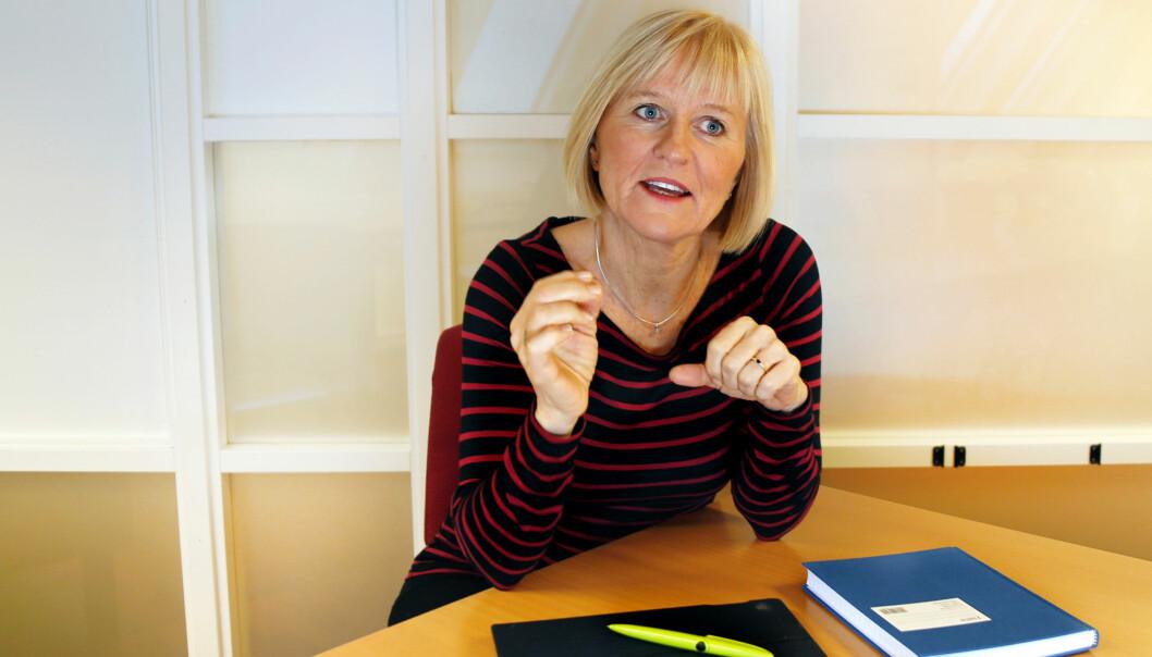 Ragnhild Lied er leder i Unio.