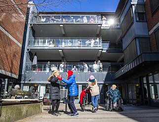 Lærlinger gikk ut i fulltidsjobb da koronaen rammet Norge