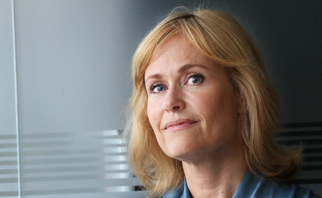 Administrerende direktør i PBL, Anne Lindboe.