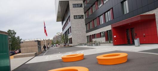 Ventelister på fulle skoler i Oslo