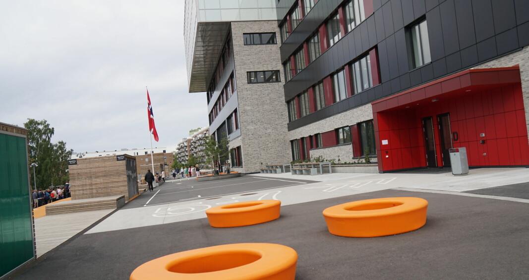 Hasle skole er en av flere grunnskoler i Oslo med venteliste.