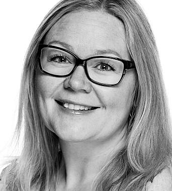 Hanne-Mari Eide Bennett i Gyldendal.