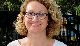 Lærer Noelia Ramirez Duarte ved Colegio Arenas Sur International School på Gran Canaria.